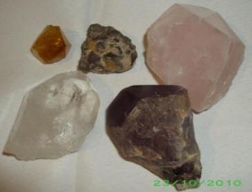 leta mineraler i sverige